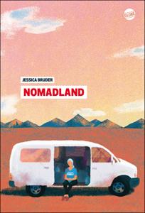 Nomadland La couverture du livre martien