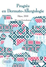 Progrès en Dermato-Allergologie - GERDA 2018
