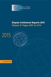 Download Dispute Settlement Reports 2015: Volume 5, Pages 2457–3114