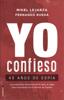 Mikel Lejarza & Fernando Rueda - Yo confieso portada