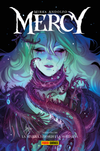Mercy 3 Copertina del libro