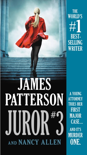 Juror #3 - James Patterson & Nancy Allen book cover