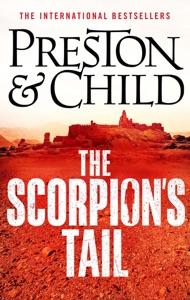 The Scorpion's Tail Door Douglas Preston Boekomslag