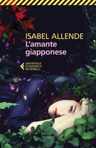 L'amante giapponese di Isabel Allende Copertina del libro