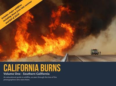 California Burns, Volume One