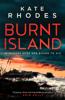 Kate Rhodes - Burnt Island artwork