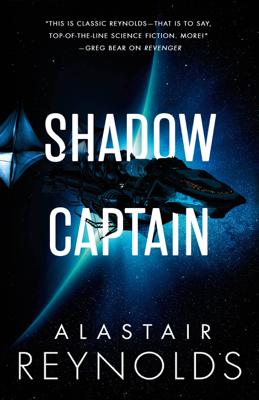 Shadow Captain - Alastair Reynolds book