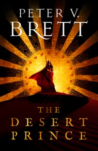 The Desert Prince Book Cover