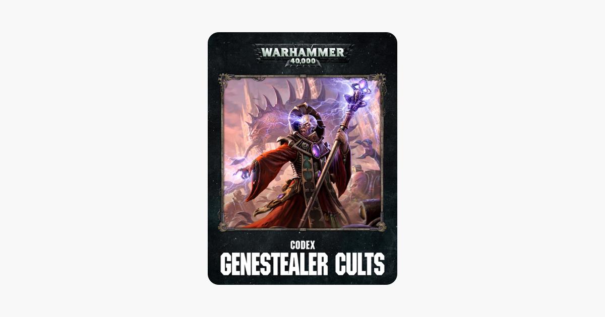 Codex: Genestealer Cults Enhanced Edition - Games Workshop