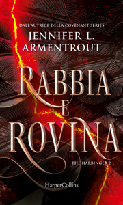 Rabbia e rovina (Harbinger Series Vol. 2) Book Cover