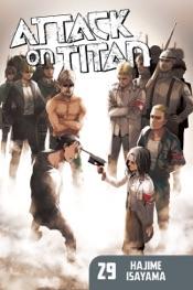 Attack on Titan Volume 29