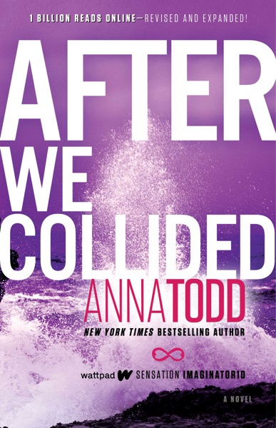 After We Collided - Anna Todd book cover