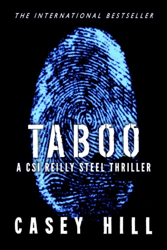 Taboo - CSI Reilly Steel #1 - Casey Hill - Casey Hill