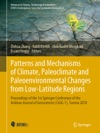 Patterns And Mechanisms Of Climate Paleoclimate And Paleoenvironmental Changes From Low-Latitude Regions
