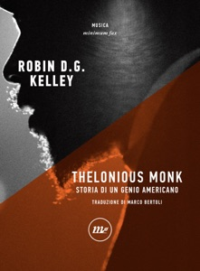 Thelonious Monk Book Cover
