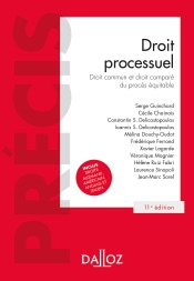 Download and Read Online Droit processuel - 11e ed.