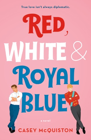 Red, White & Royal Blue PDF Download