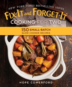 Fix-It and Forget-It Cooking for Two Book Cover
