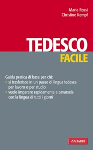 Tedesco facile Book Cover
