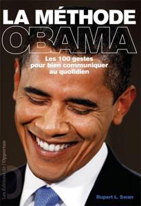 La méthode Obama - Ses 100 gestes pour bien communiquer au quotidien La couverture du livre martien