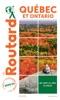 Guide du Routard Québec et Ontario 2020/21