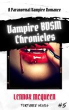Vampire BDSM Chronicles: A Paranormal Vampire Romance (Tortured Souls #5)