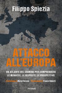 Attacco all'Europa Copertina del libro