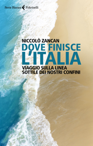 Dove finisce l'Italia Copertina del libro