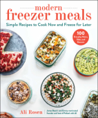 Modern Freezer Meals Book Cover