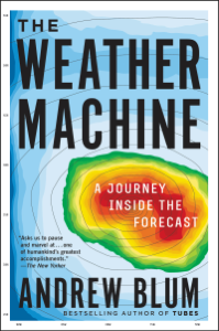 The Weather Machine Book Cover