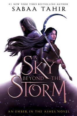 Sabaa Tahir - A Sky Beyond the Storm book