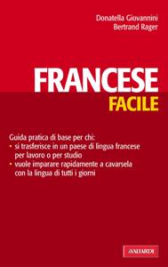 Francese facile Copertina del libro