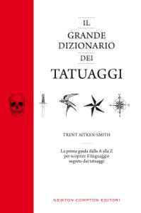 Il grande dizionario dei tatuaggi Copertina del libro
