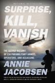 Surprise, Kill, Vanish Book Cover
