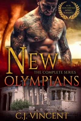 New Olympians: The Complete Series