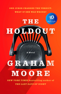 The Holdout Book Cover