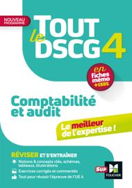 Tout le DSCG 4 - Comptabilité et Audit - 3e édition - Révision et entraînement