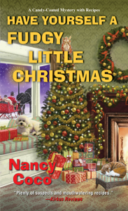 Have Yourself a Fudgy Little Christmas Book Cover