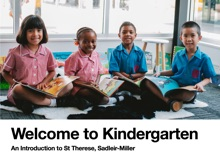 Welcome to St Therese