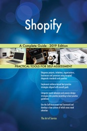 Download and Read Online Shopify A Complete Guide - 2019 Edition