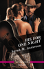 Sarah M. Anderson - His for One Night artwork