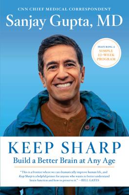 Sanjay Gupta - Keep Sharp book