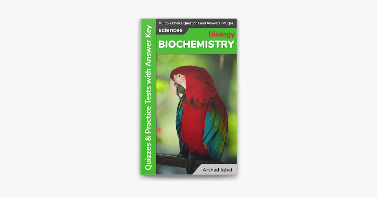 Biochemistry Multiple Choice Questions and Answers (MCQs ...