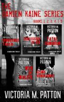 Victoria M. Patton - Damien Kaine Thriller Series Books 1-5 artwork