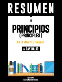 """Resumen De """"Principios (Principles): En La Vida Y El Trabajo – De Ray Dalio"""""""