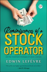 Reminiscences of a Stock Operator Book Cover