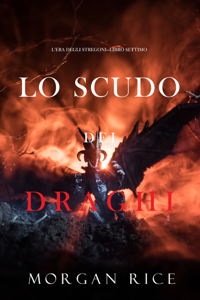Lo scudo dei draghi (L'era degli stregoni—Libro settimo) Copertina del libro