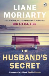 The Husband's Secret Door Liane Moriarty Boekomslag