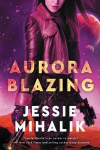 Aurora Blazing da Jessie Mihalik