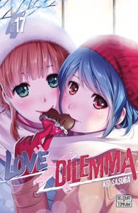 Love X Dilemma T17 Couverture de livre
